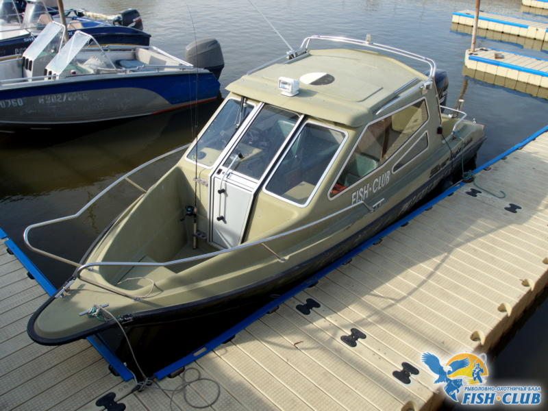 Катер Silver StarCabin 650 Full Option