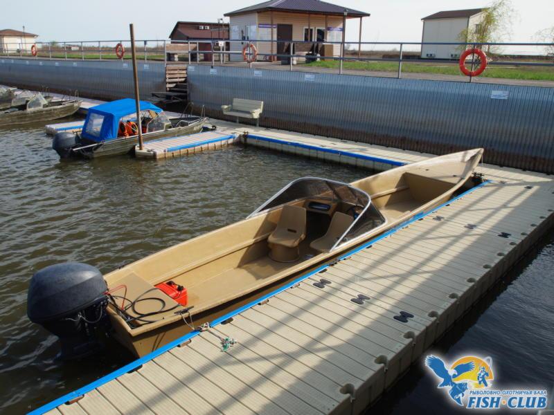 Лодка РБ-870М